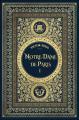 Couverture Notre-Dame de Paris, tome 1 Editions Hetzel 2020