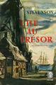 Couverture L'île au trésor Editions Le Livre de Poche (Classique) 1961