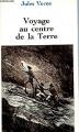 Couverture Voyage au centre de la terre Editions Carrefour 1994