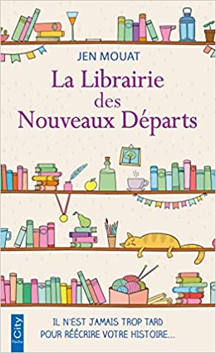 Couverture La librairie des nouveaux départs