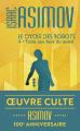 Couverture Le cycle des robots, tome 4 : Face aux feux du soleil Editions J'ai Lu 2020