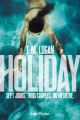 Couverture Holiday Editions Hugo & cie (Thriller) 2020