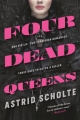 Couverture Four Dead Queens Editions Penguin books 2020