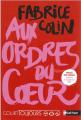Couverture Aux ordres du coeur Editions Nathan (Court toujours) 2020