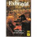 Couverture Imogène est de retour Editions Librairie des  Champs-Elysées  (Le club des masques) 1984
