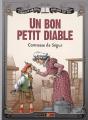 Couverture Un bon petit diable Editions Nathan (Bibliothèque Rouge et or) 2010