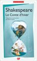Couverture Le conte d'hiver Editions Flammarion (GF - Bilingue) 2016