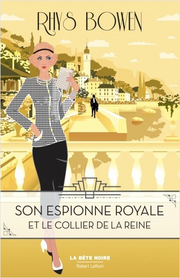 Couverture Son Espionne royale, tome 5 : Son Espionne royale et le collier de la reine
