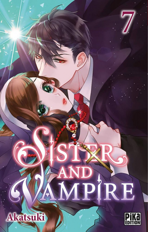 Couverture Sister and vampire, tome 7