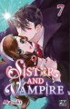 Couverture Sister and vampire, tome 7 Editions Pika (Shôjo - Red light) 2020