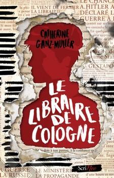 Couverture Le libraire de Cologne