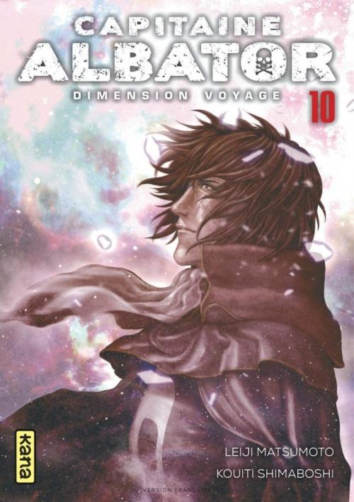 Couverture Capitaine Albator : Dimension Voyage, tome 10