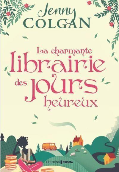 Couverture La charmante librairie des jours heureux