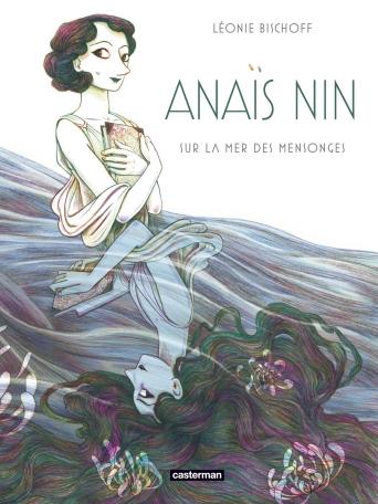 Couverture Anaïs Nin : Sur la mer des mensonges