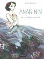 Couverture Anaïs Nin : Sur la mer des mensonges  Editions Casterman 2020