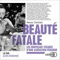 Couverture Beauté fatale Editions Lizzie 2020
