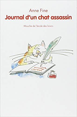 Couverture Journal d'un chat assassin