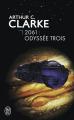 Couverture 2061 : Odyssée trois Editions J'ai Lu 2001