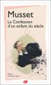 Couverture La Confession d'un enfant du siècle Editions Flammarion (GF) 2020