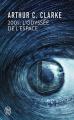 Couverture 2001 : L'odyssée de l'espace Editions J'ai Lu (Science-fiction) 2016