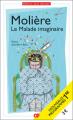 Couverture Le malade imaginaire Editions Flammarion (GF) 2020