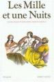 Couverture Les mille et une nuits, tome 1 Editions Robert Laffont (Bouquins) 2007