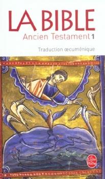Couverture L'ancien testament, tome 1