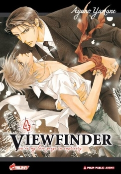 Couverture Viewfinder, tome 4