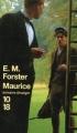 Couverture Maurice Editions 10/18 (Domaine étranger) 2006