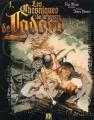 Couverture Les Chroniques de la guerre de Lodoss : La Dame de Falis, tome 1 Editions Carabas (Kami) 2005