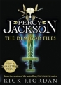 Couverture The Demigod Files Editions Puffin Books 2010