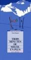 Couverture Trois minutes de soleil en plus Editions Gallimard  (Page blanche) 1987