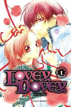 Couverture Lovey Dovey, tome 1