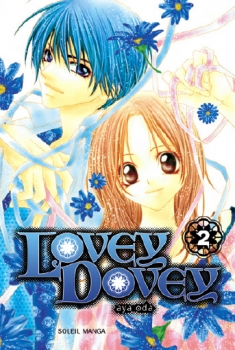 Couverture Lovey Dovey, tome 2