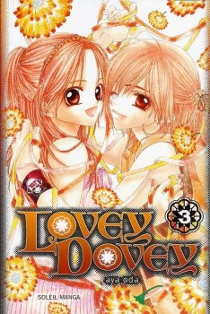 Couverture Lovey Dovey, tome 3