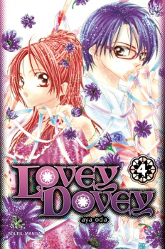 Couverture Lovey Dovey, tome 4