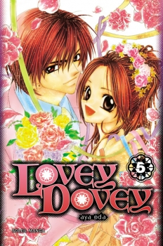 Couverture Lovey Dovey, tome 5