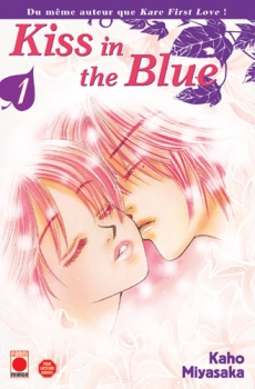 Couverture Kiss in the blue, tome 1