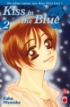 Couverture Kiss in the blue, tome 2 Editions Panini 2008