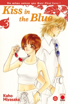 Couverture Kiss in the blue, tome 3