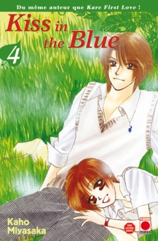 Couverture Kiss in the blue, tome 4