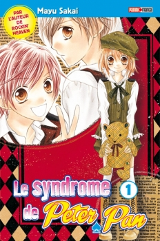 Couverture Le syndrome de Peter Pan, tome 1