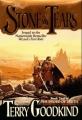 Couverture L'épée de vérité, tome 02 : La pierre des larmes Editions Tor Books 1996
