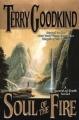 Couverture L'épée de vérité, tome 05 : L'âme du feu Editions Tor Books 1999