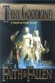 Couverture L'épée de vérité, tome 06 : La foi des réprouvés Editions Tor Books 2000