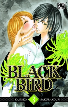 Couverture Black Bird, tome 03
