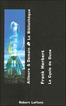 Couverture Le cycle de Dune, intégrale, tome 2