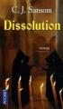 Couverture Dissolution Editions Pocket 2005