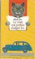 Couverture Le chat qui parlait malgré lui Editions Folio  (Junior - Edition spéciale) 1992
