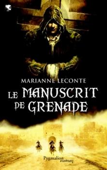 Couverture Le Manuscrit de Grenade